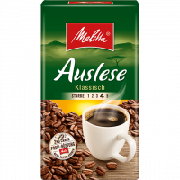 Café molido Melitta® Auslese Klassisch, 500 gr