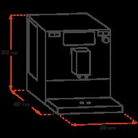Cafetera automática Barista TS Smart®