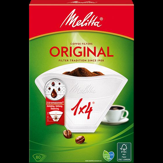 Filtros de café 1x4/80